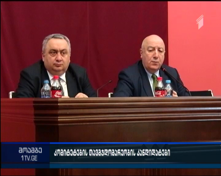 Ruling team to name candidacies of Chairpersons of 2 committees next week
