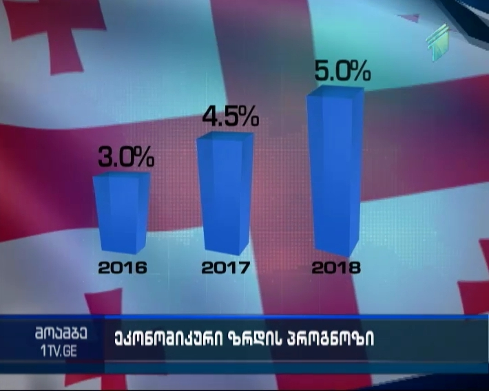 World Bank forecasts Georgian economy to grow by 3 % in 2016