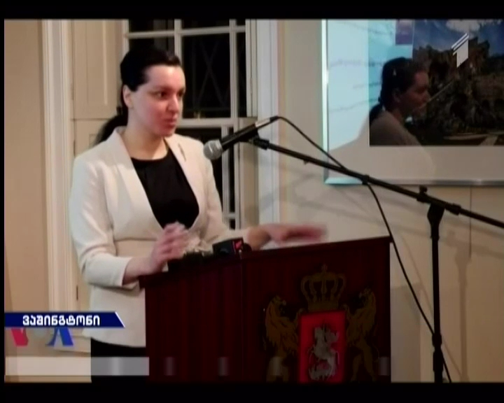 President of Solidarity Fund meets with Georgian Diaspora