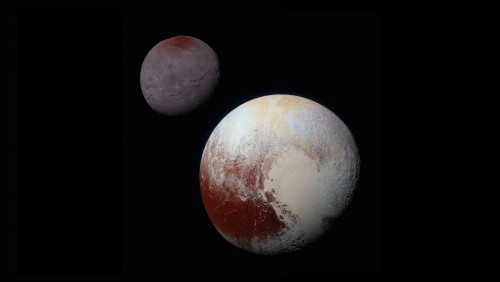 New Horizons-მა პლუტონის შესახებ ინფორმაციის გამოგზავნა დაასრულა - 50 გიგაბაიტი