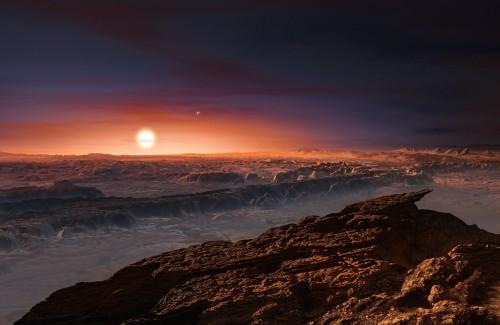 მზის სისტემიდან უახლოესი ეგზოპლანეტა პროქსიმა b შესაძლოა ოკეანეებით იყოს დაფარული