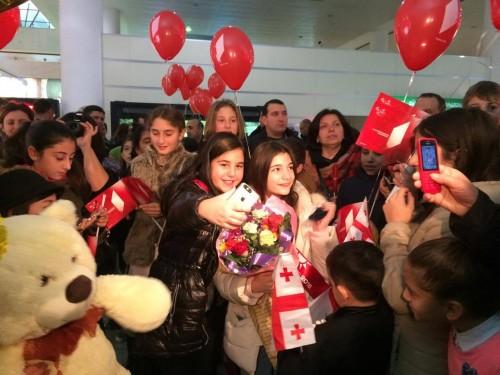 Mariam Mamadashvili Back to Tbilisi