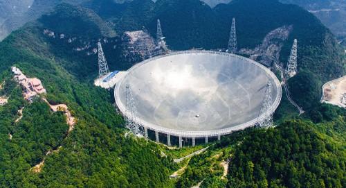ტაბის ვარსკვლავთან უცხოპლანეტელების ძიებაში ჩინეთის მონსტრი ტელესკოპი ერთვება