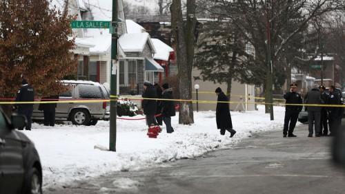 სროლა ჩიკაგოში - მოკლულია ოთხი ადამიანი