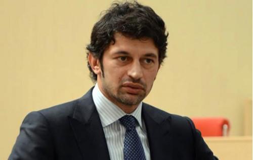 Kakha Kaladze departed for Minsk