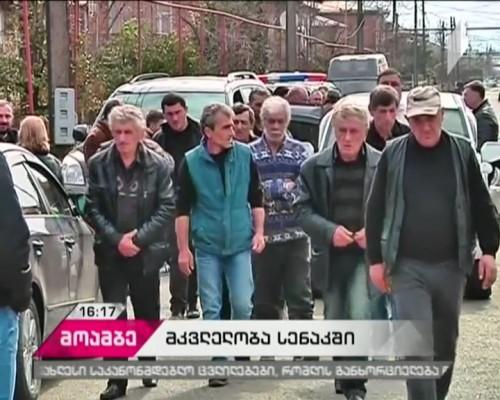 Middle-Age man killed in Senaki