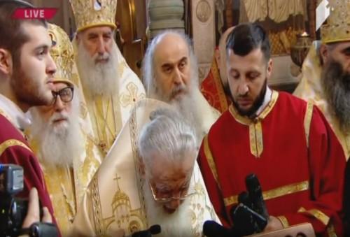 პატრიარქი: ზეთარიღი, ზეისტორიული თარიღი არის საქართველოს ეკლესიის ავტოკეფალია