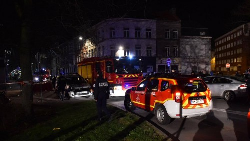 France: Three injured in mass shooting in Lille