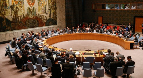 Situation across Georgia's occupied regions discussed at UNSC