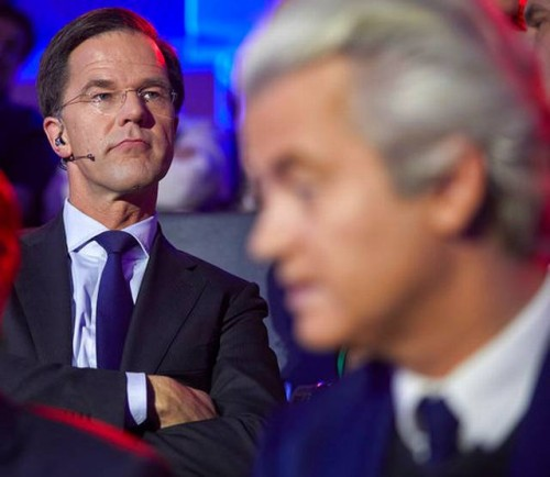 ეგზიტ-პოლების მონაცემებით, ჰოლანდიის საპარლამენტო არჩევნებში მარკ რუტეს პარტია ლიდერობს