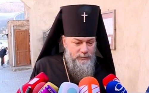 Chkondidi Mitorpolit Petre Tsaava dismissed from the post of Patriarchate's television head