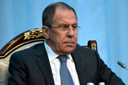 'Cynical' to call St Petersburg blast revenge for Syria - Sergey Lavrov