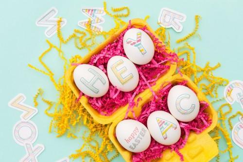 16 კრეატიული იდეა სააღდგომო კვერცხების შესაღებად