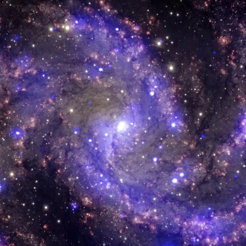 მოქალაქე ასტრონომმა ფოიერვერკის გალაქტიკაში სუპრნოვა აღმოაჩინა