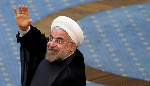 Hassan Rouhani wins second term as president in Iran