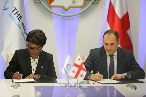 მსოფლიო ბანკი საქართველოში მიმდინარე ეკონომიკურ რეფორმებს მხარს უჭერს