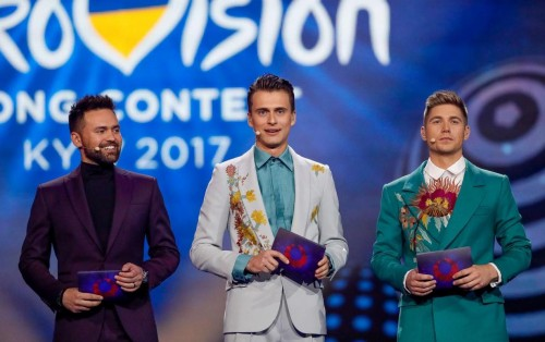 Second Semi-Final of 2017 ESC was Held
