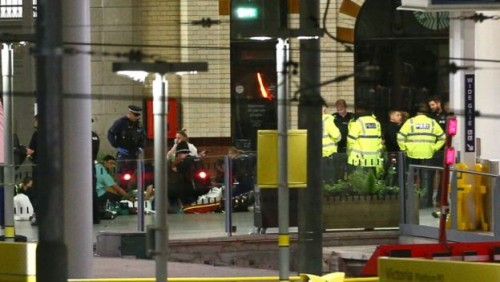 Children among 22 killed at Ariana Grande concert by suicide bomb explosion