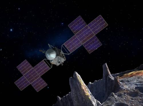 NASA მისიას გაგზავნის ასტეროიდზე, რომელიც 10 000 $ კვადრილიონის ღირებულების მეტალს შეიცავს