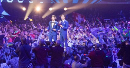 TONIGHT: The Grand Final of Eurovision 2017
