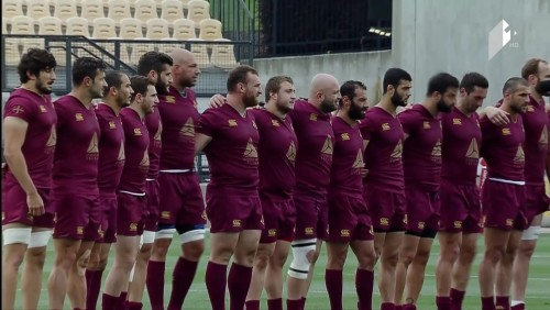 Georgia's Rugby team beats US