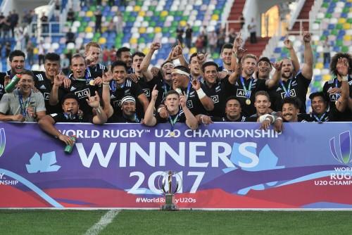 U20 - ახალი ზელანდია ჩემპიონი მეექვსედ გახდა