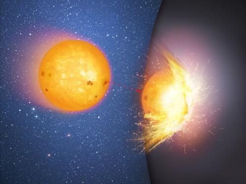 როგორ ვარდებიან ვარსკვლავები შავ ხვრელში - ცდებოდა თუ არა აინშტაინი