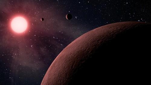 NASA-მ ასობით პლანეტა აღმოაჩინა, მათ შორისაა დედამიწის მსგავსი 10 ახალი ეგზოპლანეტა