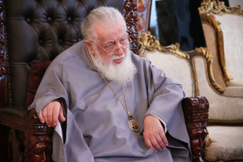 Patriarch: We cannot interfere with the court's working process
