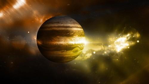 იუპიტერი მზის სისტემის უძველეს პლანეტად გამოცხადდა