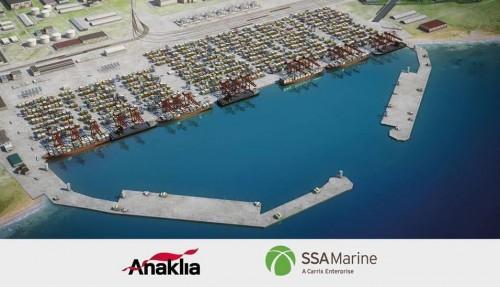 ანაკლიის ღრმაწყლოვანი ნავსადგურის ტერმინალის ოპერატორი SSA Marine იქნება