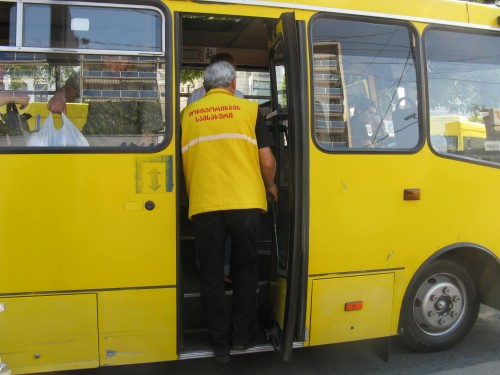 Universal payment system to be established in municipal transport