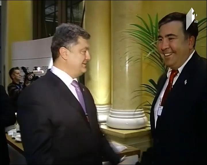 Petro Poroshenko signed the decree on deprivation of citizenship of Ukraine to Mikheil Saakashvili
