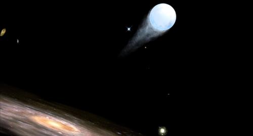 ირმის ნახტომის უსწრაფესი ვარსკვლავები სხვა გალაქტიკიდანაა გამოქცეული
