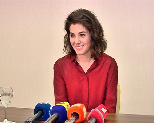 Katie Melua to hold concert at Black Sea Arena on July 23