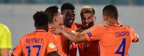 U19 #Georgia2017 ჰოლანდიამ გერმანია 4:1 დაამარცხა