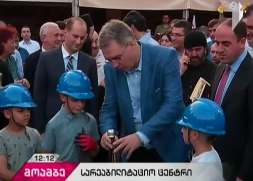 Rehabilitation hotel for children with cancer to be built