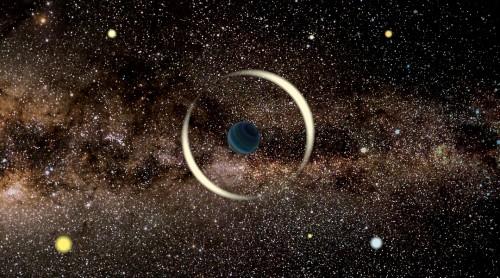 გიგანტური მოხეტიალე პლანეტები გალაქტიკაში იმაზე ნაკლები აღმოჩნდა, ვიდრე მეცნიერებს ეგონათ