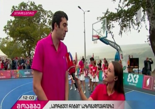 Public Broadcaster offers spacial events at Lisi Lake