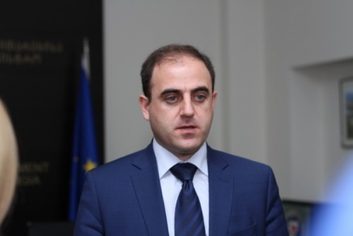 Davit Narmania refrains from commenting about offer to be appointed as Head of Audit Office