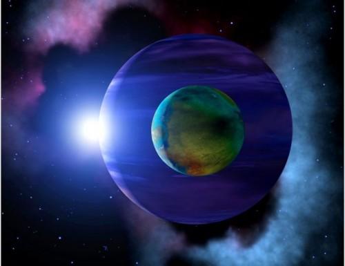 ასტრონომებმა მზის სისტემის მიღმა მდებარე შესაძლო მთვარე აღმოაჩინეს - პირველად ისტორიაში
