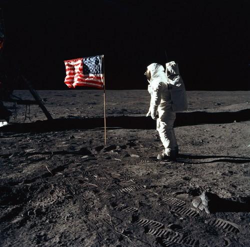 მთვარეზე ადამიანის დაჯდომიდან 48 წელი გავიდა