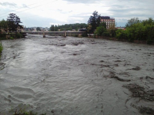 Teenager missing in Rioni River