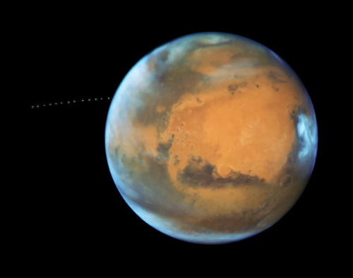 კვირის საუკეთესო კოსმოსური ფოტოები