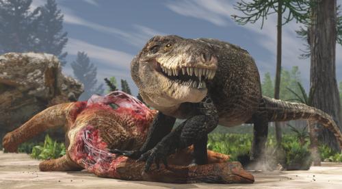 იურული პერიოდის გიგანტური ნიანგი, რომელიც დინოზავრებზე დიდი უნდა ყოფილიყო