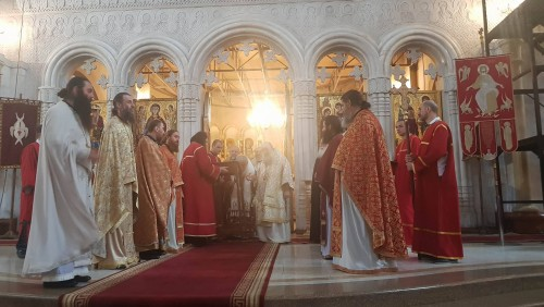 Holy Apostles Peter and Paul Day marked in Georgia