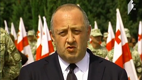 Giorgi Margvelashvili: Not a single Georgian recognizes occupation