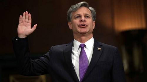 სენატმა FBI-ს ახალი დირექტორი დაამტკიცა