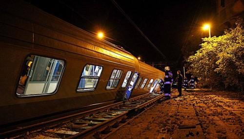 პოლონეთში ორი მატარებლის შეჯახების შედეგად 21 ადამიანი დაშავდა