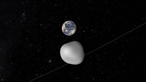 NASA დედამიწისკენ მომავალ ასტეროიდზე პლანეტარული თავდაცვის სისტემას გატესტავს